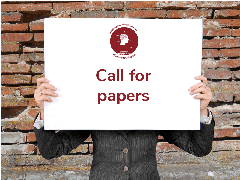 The Call for papers is now open !