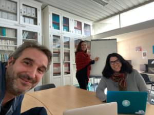 FIU researchers in Toulouse