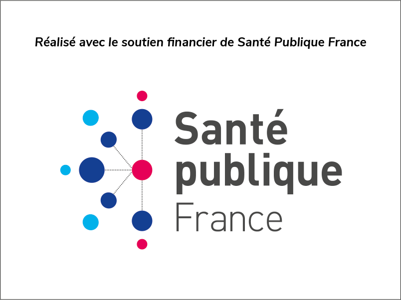 Santé Publique France bring its support to the colloquium !